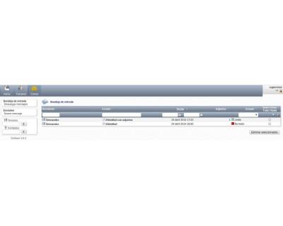 Módulo 2Webmail 3.5