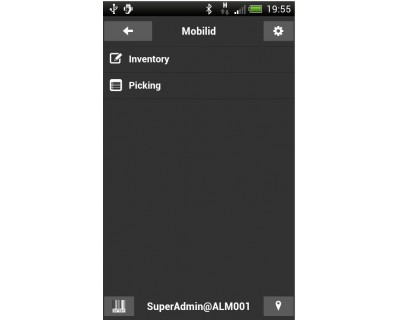 Módulo MobilId android 5